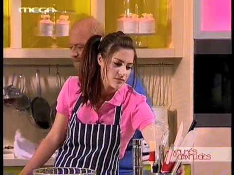 Σάντουιτς με μπισκότα & σοκολάτα - Στέλιος Παρλιάρος